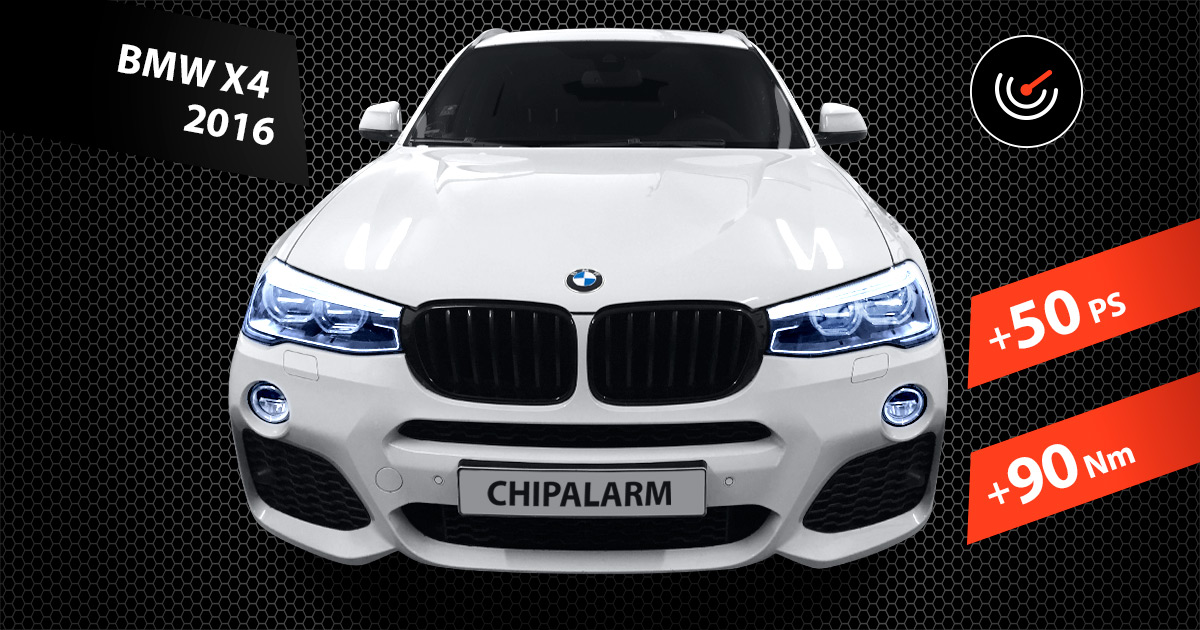BMW X4 Chiptuning