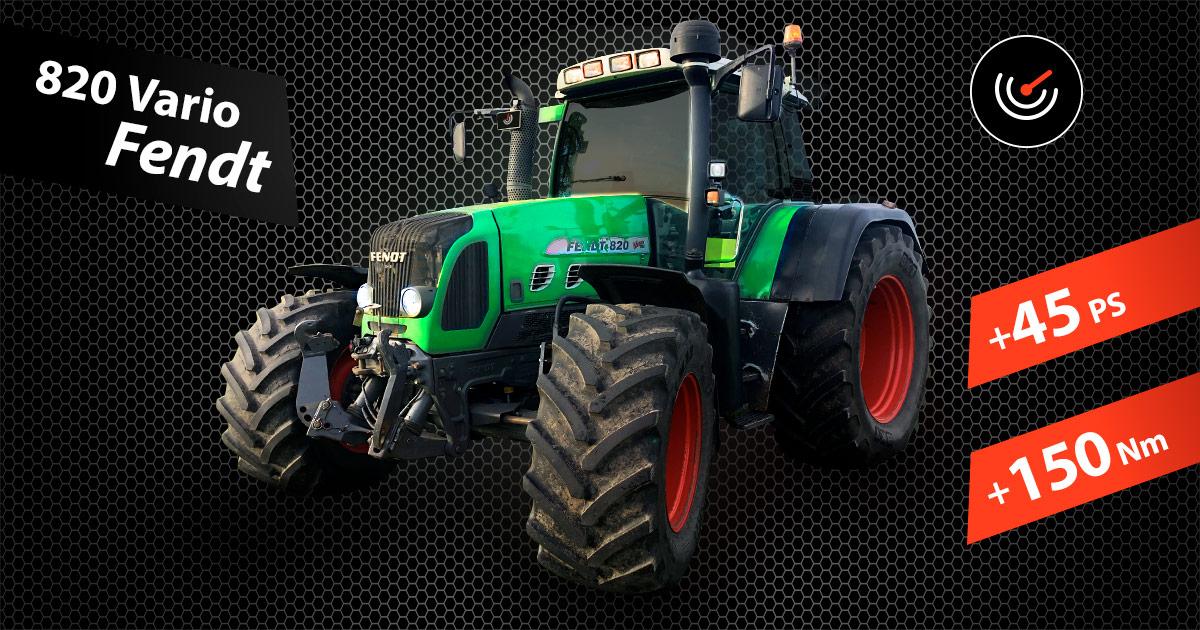 Fendt Traktor Vario 820
