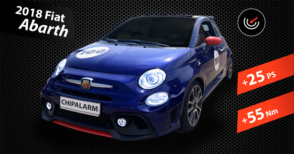 Fiat Abarth Chiptuning