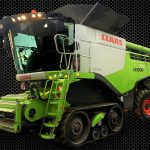 Lexion 770 Claas Chiptuning